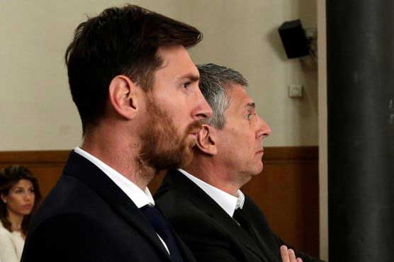 Messi's sentence stands but unlikely to go to jail