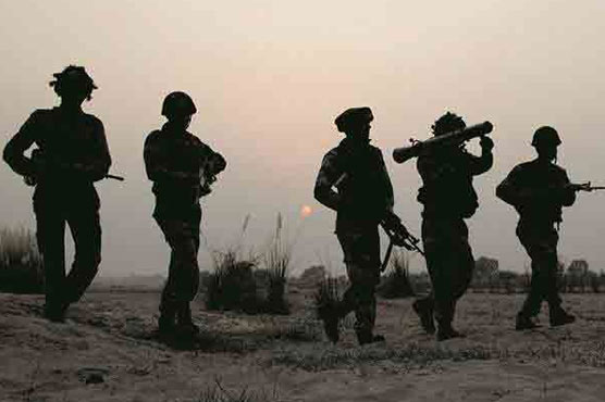 Indian forces open fire at vehicle carrying UN officials at LoC