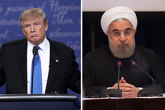 Isolate Iran, Trump to 'nations of conscience'