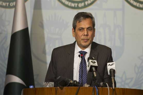 FO has a reason why PM failed to address US-Islamic summit