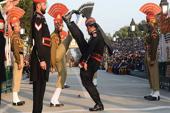 Indian BSF arrests Pakistani man who crossed Wagah Border