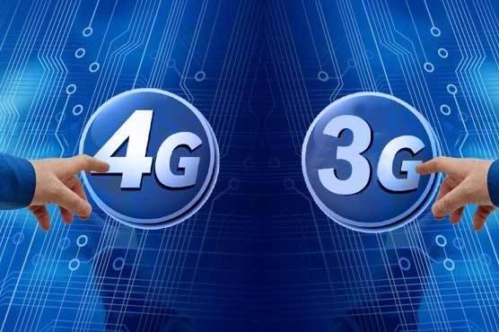 3G, 4G users in Pakistan reach 3.98 mln