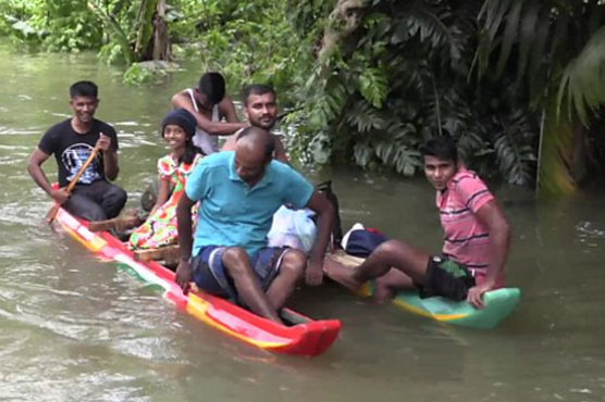 Sri Lanka landslides, floods kill 25