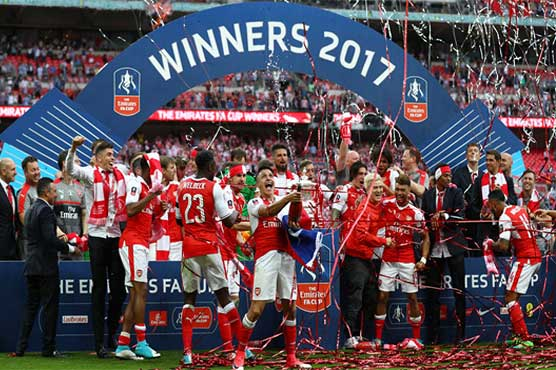 Arsenal Manager Arsene Wenger Hails 'Spectacular' FA Cup Win