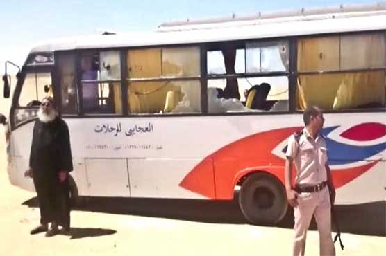 IS claims responsibility for Egypt bus attack