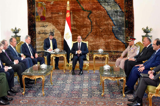 Russian and Egyptian dialogue: ties strengthen over Libyan interests