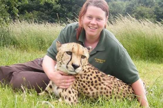 Tribute paid to zookeeper Rosa King who died in 'freak tiger accident'