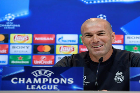 Football: Zidane hoping to follow in Sacchi's footsteps