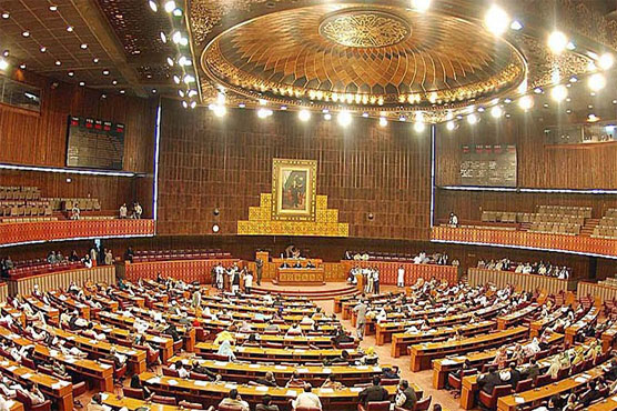 Draft bill for delimitation of constituencies finalized: NA Speaker