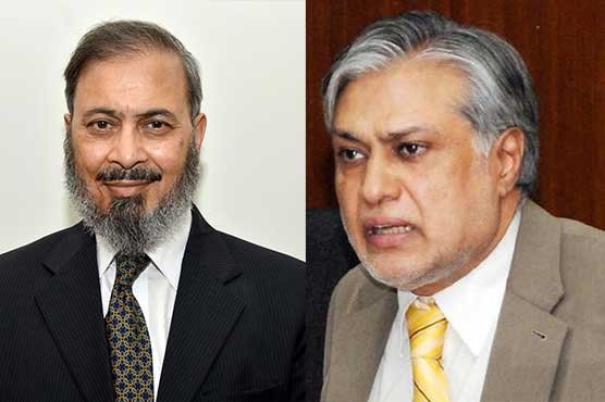 Ishaq Dar fails to appear as accountability court resumes proceedings