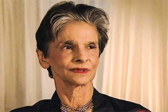 Sindh Assembly observes minute's silence for Dina Wadia