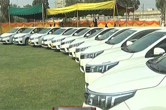Karachi: 51 cars, weapons seized, 6 arrested in Rangers operation