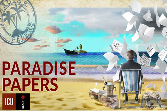 Paradise Papers: Apple's secret tax bolthole revealed