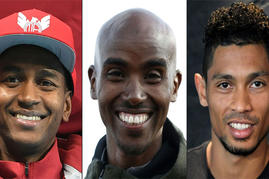 Athletics: Farah, Van Niekerk, Barshim up for athlete of year