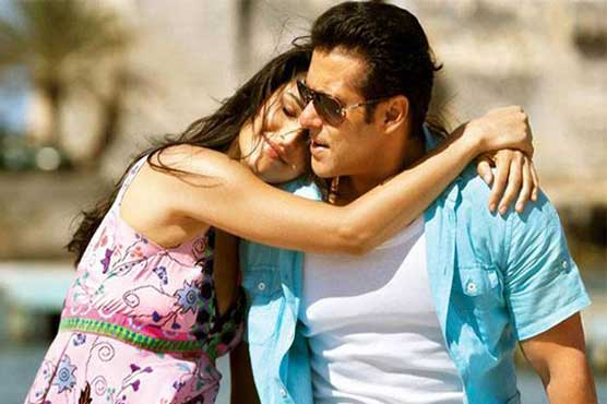 Salman Khan refuses to perform intimate scenes with Katrina Kaif