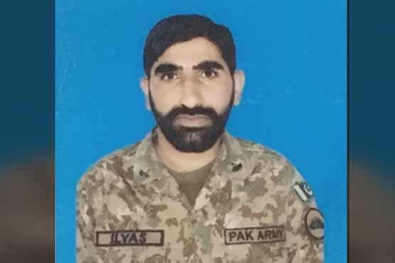 Soldier martyred in Afghan terrorists attack on Pakistani check post