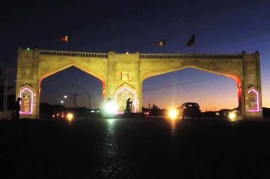 Kalat: Infrastructural development brings Khaliqabad to life