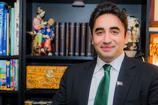 Bilawal terms Karachi's political development 'a farce'