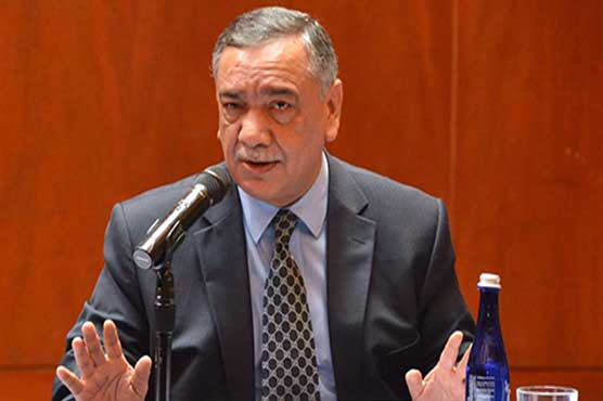 Justice Asif Khosa of SC rescues himself from Hudaibiya Paper Mills reference