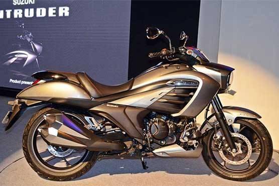 Suzuki launches Intruder 150cc in India - Technology - Dunya