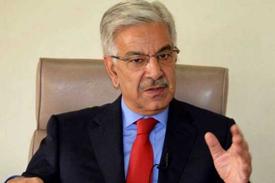 Khawaja Asif challenges formation of IHC's larger bench in disqualification case