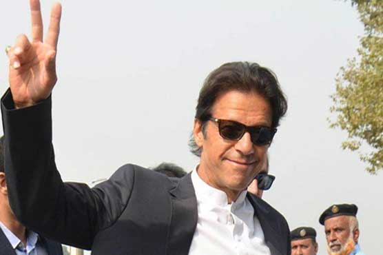 Judgement reserved in Imran Khan's disqualification case
