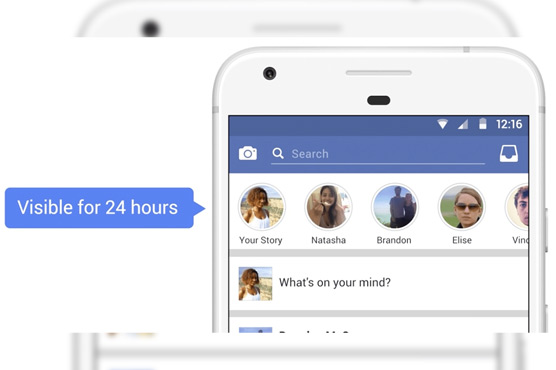 Facebook Stories and Messenger Day are now the same thing