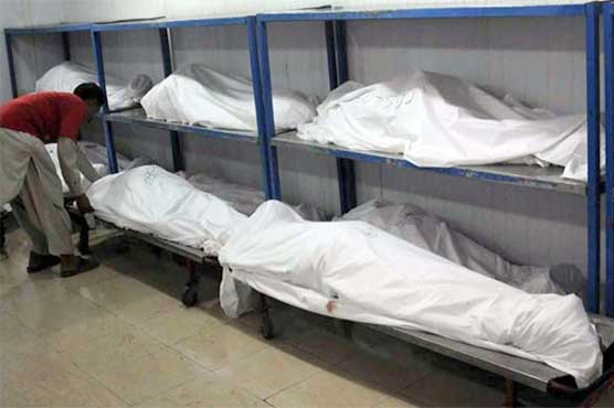 15 bullet-riddled bodies found in Turbat