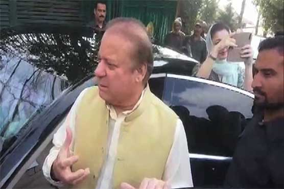 CJP dismisses former PM Nawaz's appeal to club NAB's reference