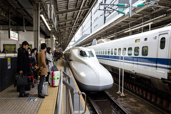 Japanese railway services are famous for their world-beating punctuality