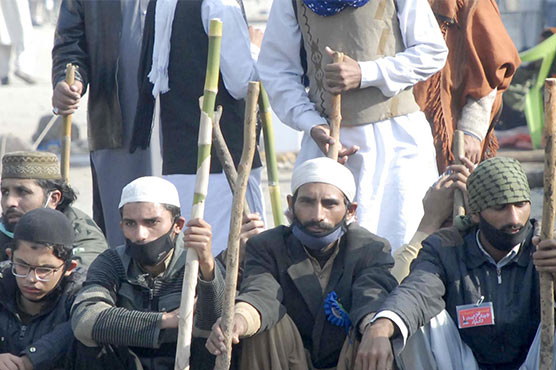 Religious scholars meet today to find negotiated solution to Islamabad protest