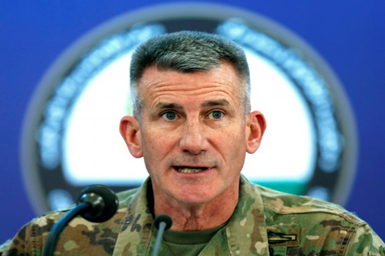 US General In Afghanistan Sets Goal To Drive Back Taliban