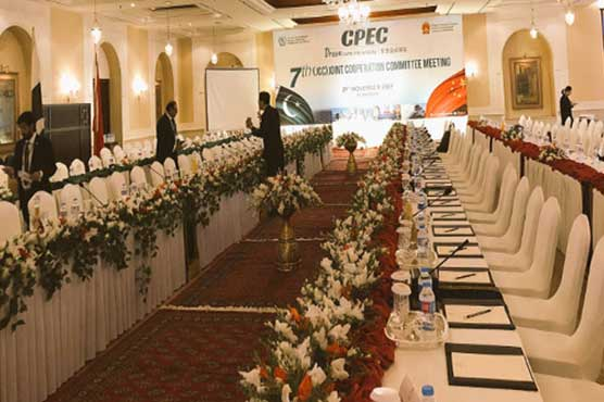 China and Pakistan recommit to economic corridor project
