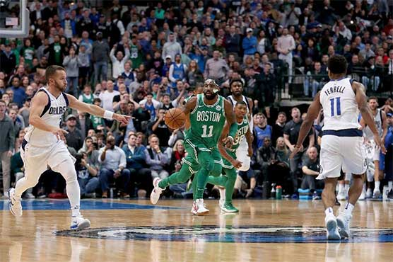 Irving leads Celtics past Pacers