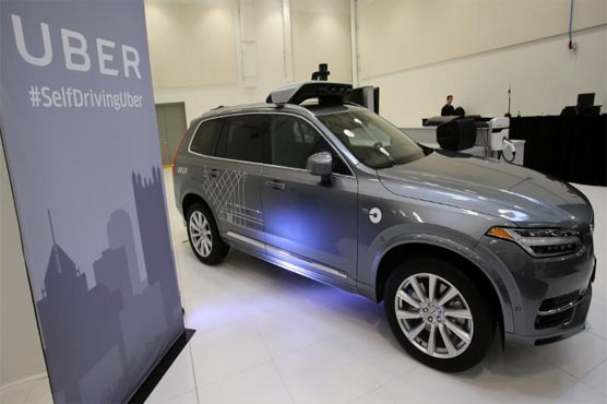 Uber makes a deal of 24000 Volvo XC90S for the driverless fleet