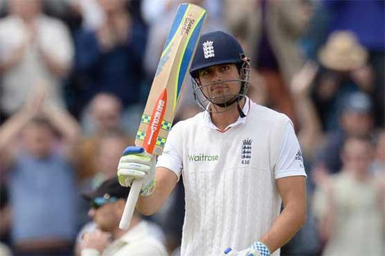 Cook dismisses 'irrelevant' Johnson talk ahead of Ashes