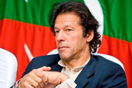 Imran says no political interference allowed in KP police dept