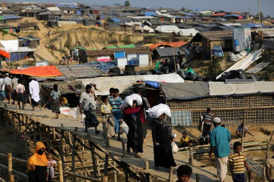 United States calls Myanmar treatment of Rohingya 'ethnic cleansing'