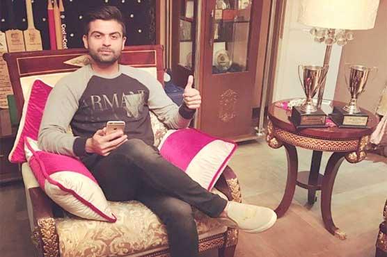 Ahmed Shehzad celebrates 26th birthday today
