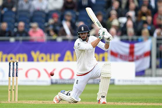 Fifties for Vince, Stoneman as England defy pace attack
