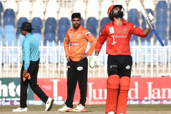 National T20 Cup: Lahore Blues qualifies for semis