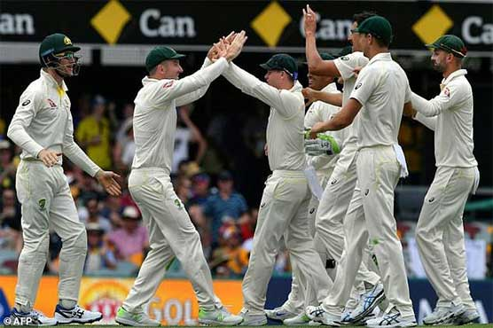 England collapse to 302 all out in Ashes Test