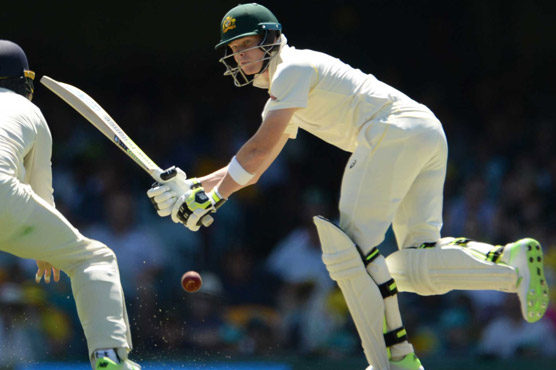 Australia 165/4, Smith defies England after fight back in Ashes first Test