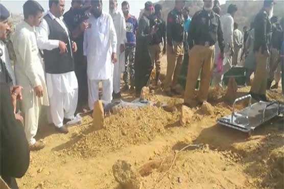 Newly-wed couple in Pakistan killed on orders of jirga