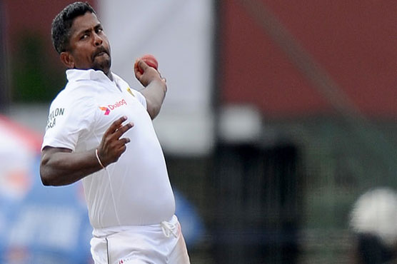 Sri Lanka rule Herath out of crucial 3rd Test against India