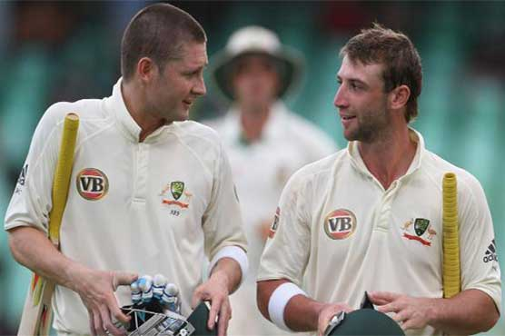Clarke says he should have retired after Hughes died