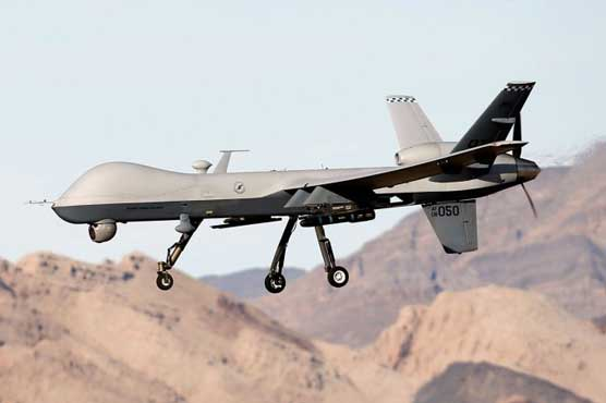 Suspected US drone targets Haqqani militants in Pakistan, killing four