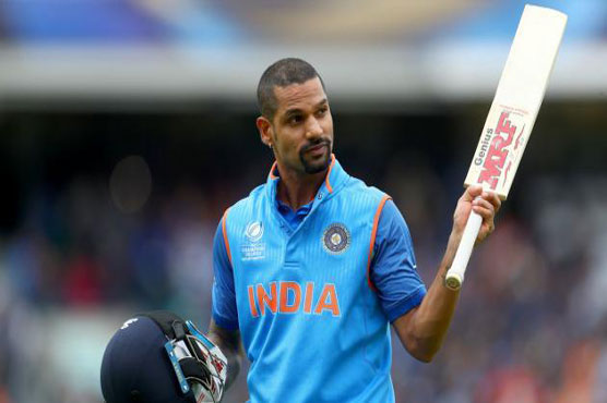 Dhawan returns for T20 series against Australia
