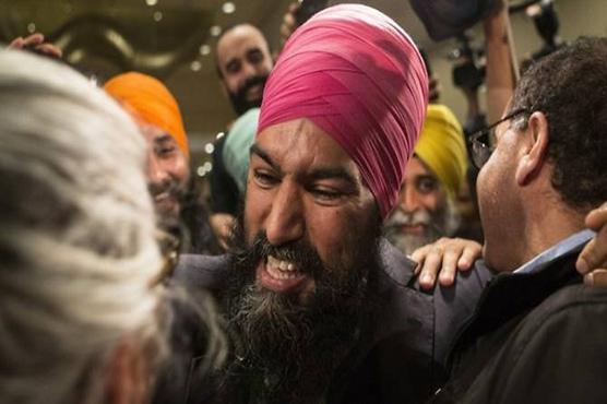 Jagmeet Singh new federal NDP leader