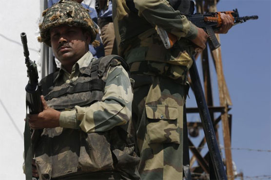 Militants attack paramilitary base in Indian Kashmir